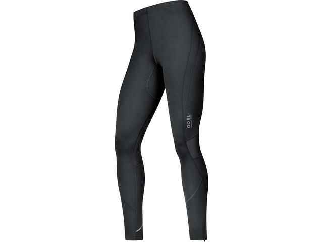 GORE RUNNING WEAR ESSENTIAL - Pantalon running Homme - Tights noir